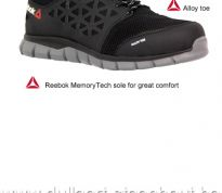 Lichte Werkschoenen.Werkkleren Reebok L131 Extra Lichte Werkschoen Voor Dames S1p