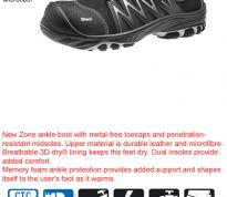 Sievi Werkschoenen Kopen.Werkkleren U Power S3 Src Werkschoenen Veiligheidsschoenen Box