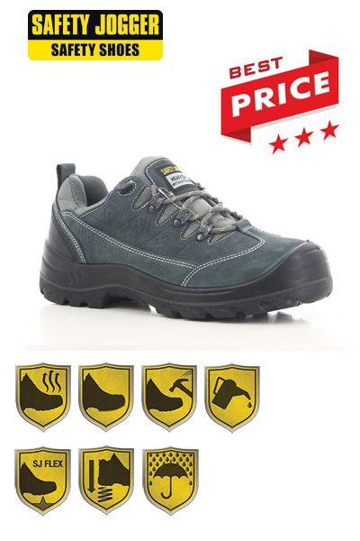 Sécurité Sécurité Jogger X0500 Et Chaussures De Travail Pour Les Adultes, Unisexe, Classe S2 - Blanc - 42 Eu