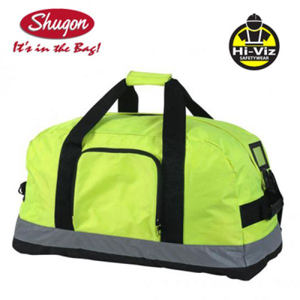 945056fa3f5 Shugon - Fluo gele rugzak - Essential Hi-Vis Work Bag