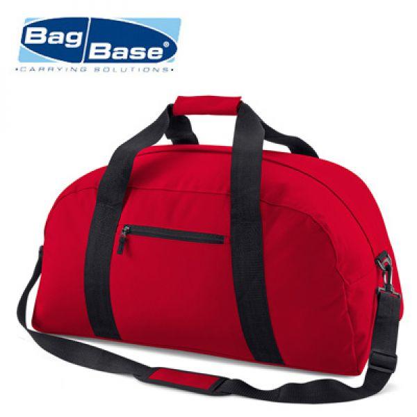 6bb0a147509 Bagbase - Classic Holdall BG22 rode rugzak