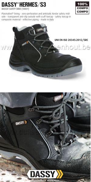 Hoge Werkschoenen Met Stalen Neus.Werkkleren Werkschoenen Voor Mannen