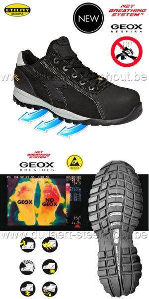 Diadora Utility - Glove Tech low S3 werkschoenen   veiligheidsschoenen met  GEOX technology f7f85d85f3a