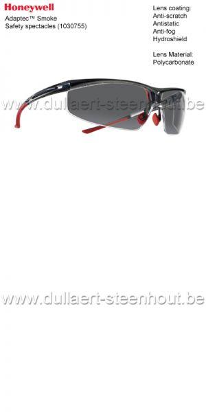 cee9aa0ac89c05 Honeywell - Adaptec™ Professionele veiligheidsbril getint (1030755)