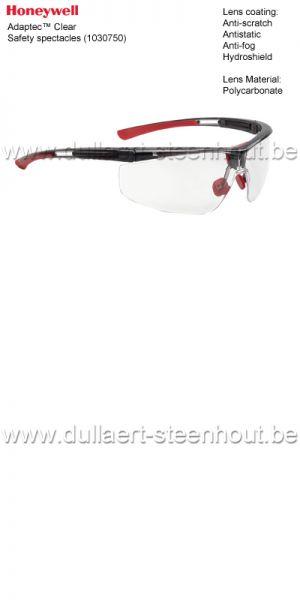 10ef7b0ba507ba Honeywell - Adaptec™ Heldere veiligheidsbril (1030750)
