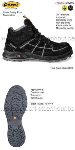 Grisport Werkschoenen S3.Werkkleren Grisport