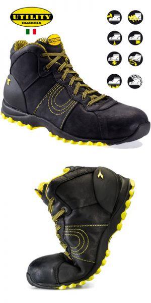 Diadora Werkschoenen Dealer.Werkkleren Diadora