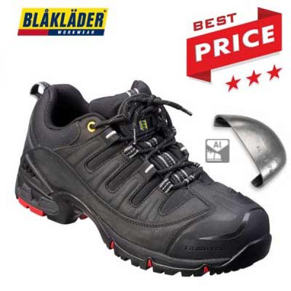 Blaklader 2440 lage werkschoenen S3 met aluminium beschermneus