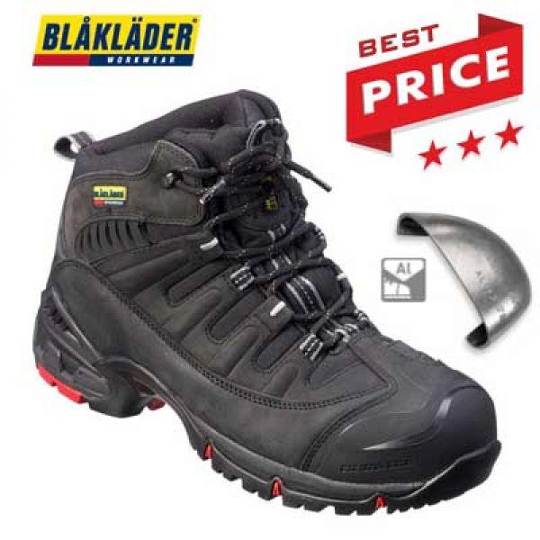 Blaklader 2445 hoge werkschoenen S3 met aluminium beschermneus