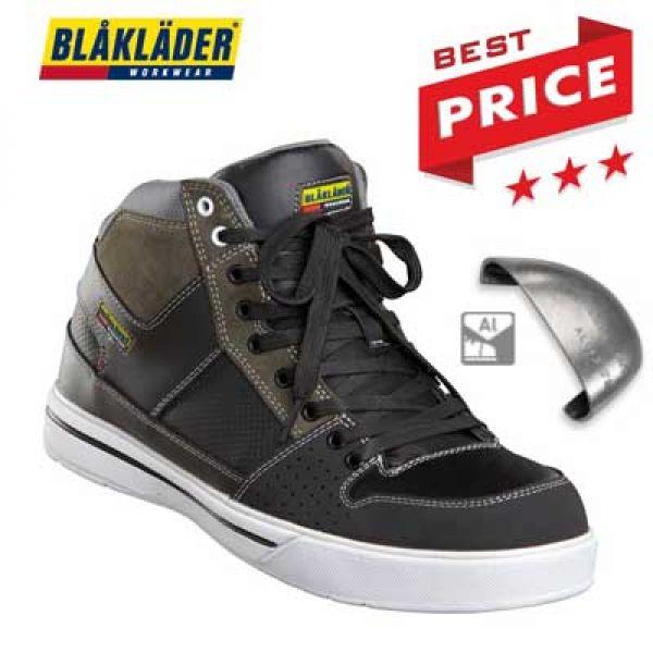 Blaklader 2431 Sneaker werkschoenen S1P met aluminium beschermneus