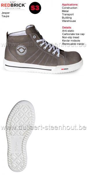 Redbrick Safety sneaker werkschoenen/veiligheidsschoenen Jesper S3
