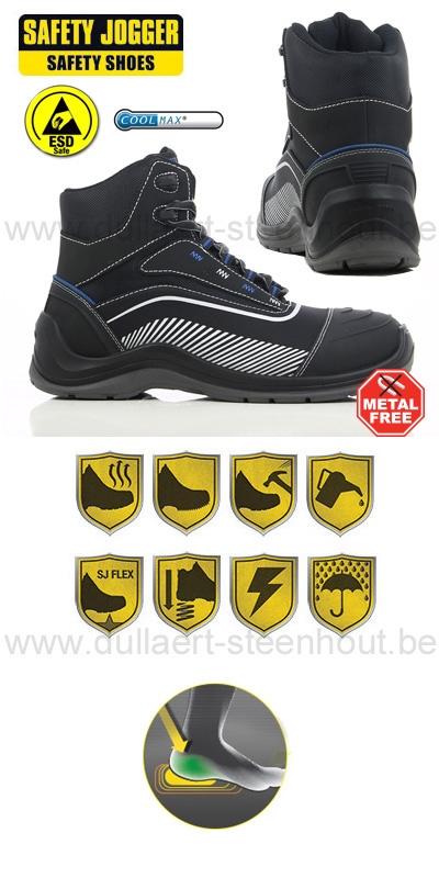 Safety Jogger Werkschoenen.Werkkleren Safety Jogger Energetica Werkschoenen
