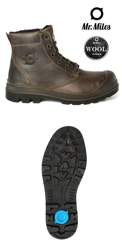 Modieuze Werkschoenen.Werkkleren Mr Miles Veiligheidsschoenen Werkschoenen Bear S3 Met