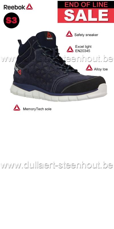 Werkschoenen Veiligheidsschoenen.Werkkleren Reebok Work 1035 S3 Sneaker Werkschoenen