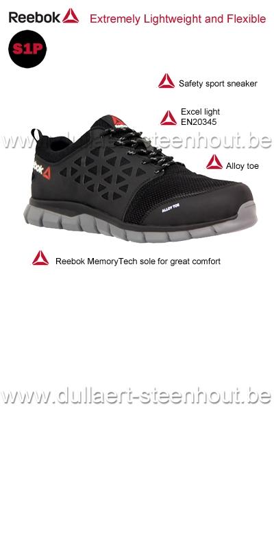Speciale Werkschoenen.Werkkleren Reebok Work 1031 S1p Extreem Lichte Werkschoenen